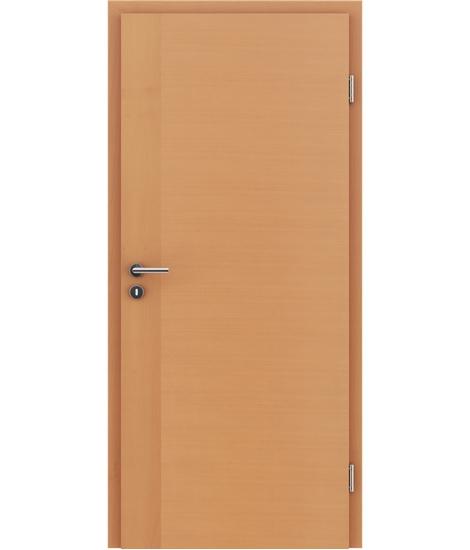 Furnirana unutrašnja vrata s uspravnom i/ili poprečnom strukturom VIVACEline - F3 bukva