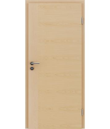 Furnirana unutrašnja vrata s uspravnom i/ili poprečnom strukturom VIVACEline - F3 javor