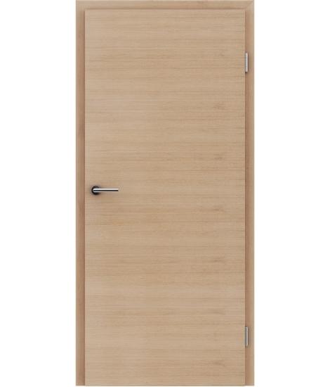 Furnirana unutrašnja vrata s uspravnom i/ili poprečnom strukturom VIVACEline - F4 hrast europski bijeli uljeni