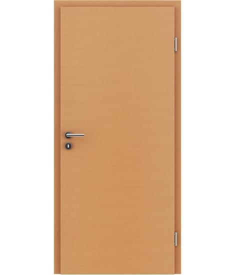 Furnirana unutrašnja vrata s uspravnom i/ili poprečnom strukturom VIVACEline - F4 bukva