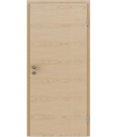 Furnirana unutrašnja vrata s uspravnom i/ili poprečnom strukturom VIVACEline - F4 javor