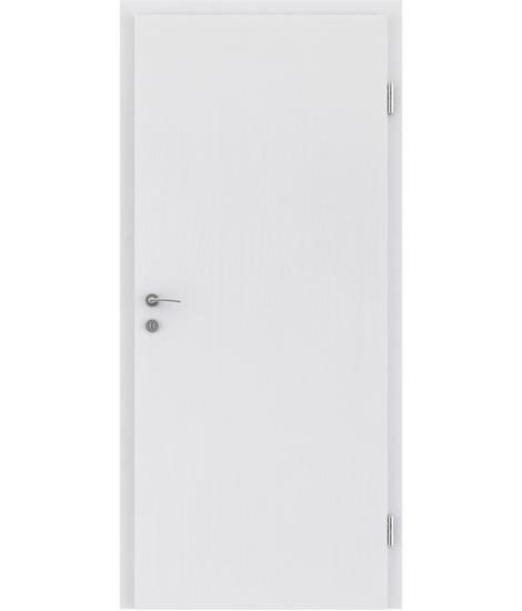 CPL unutrašnja vrata za jednostavno održavanje VISIOline - jasen bijeli