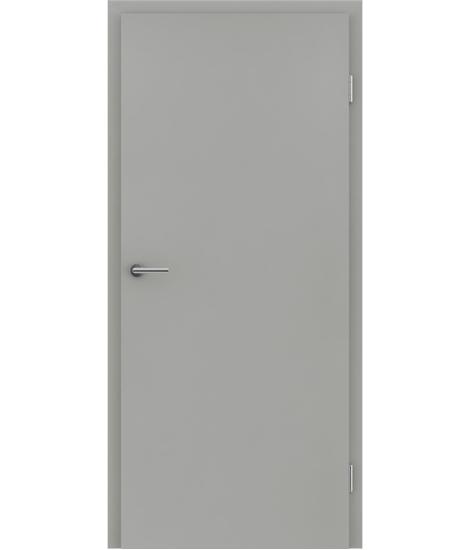 CPL unutrašnja vrata za jednostavno održavanje VISIOline - sivi