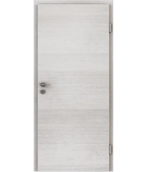CPL unutrašnja vrata TOPline - L1 MILLENIUM alpski bor bijeli