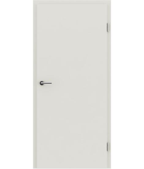 Unutrašnja vrata od imitacije furnira BASICline - bijelo