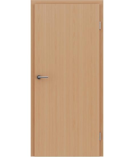 Unutrašnja vrata od imitacije furnira BASICline - bukva