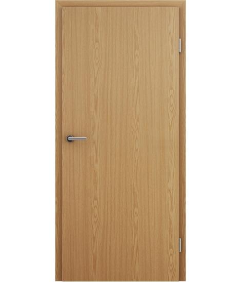 Unutrašnja vrata od imitacije furnira BASICline - hrast svijetli