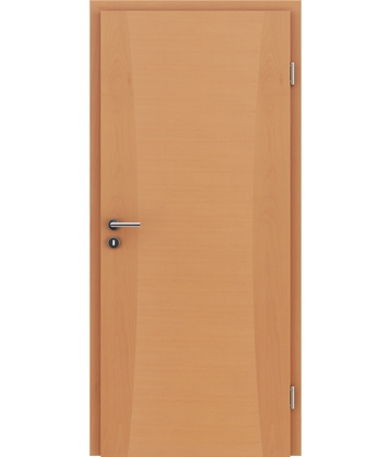 Picture of Furnirana unutrašnja vrata s intarzijskim umetcima HIGHline - I13 bukva