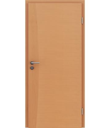 Picture of Furnirana unutrašnja vrata s intarzijskim umetcima HIGHline - I14 bukva