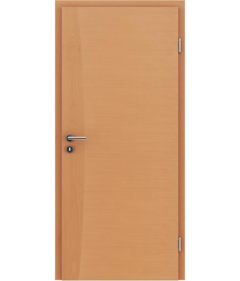Furnirana unutrašnja vrata s intarzijskim umetcima HIGHline - I14 bukva