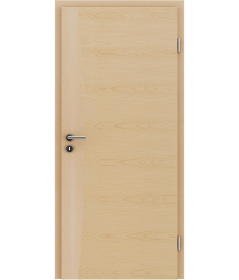 Furnirana unutrašnja vrata s intarzijskim umetcima HIGHline - I14 javor