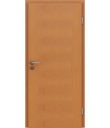 Picture of Furnirana unutrašnja vrata s intarzijskim umetcima HIGHline - I14 joha tonirana