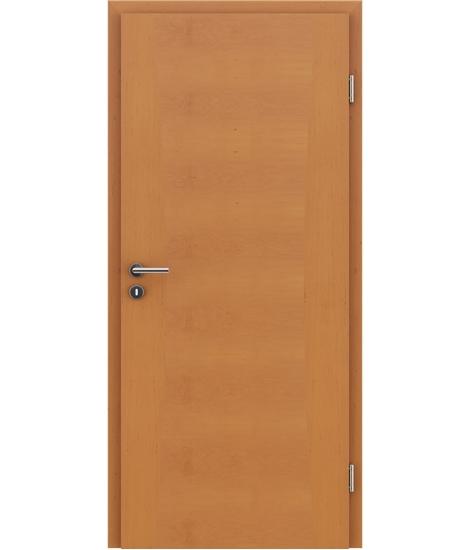 Furnirana unutrašnja vrata s intarzijskim umetcima HIGHline - I14 joha tonirana