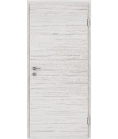 CPL unutrašnja vrata TOPline - L1 palisander bijeli