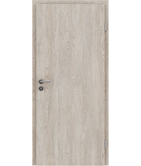 Unutrašnja vrata od imitacije furnira BASICline PLUS - hrast WHITE WASH