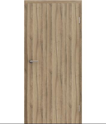 Picture of CPL unutrašnja vrata TOPline MATTLINE - orah MEDITERAN