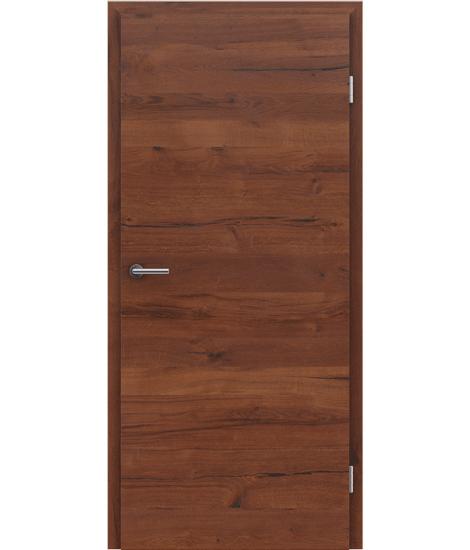 Furnirana unutrašnja vrata s uspravnom i/ili poprečnom strukturom VIVACEline PRESTIGE - F4 hrast Altholz mat lakirani