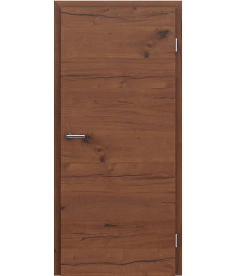 Furnirana unutrašnja vrata s uspravnom i/ili poprečnom strukturom VIVACEline PRESTIGE - F4 hrast Altholz uljeni