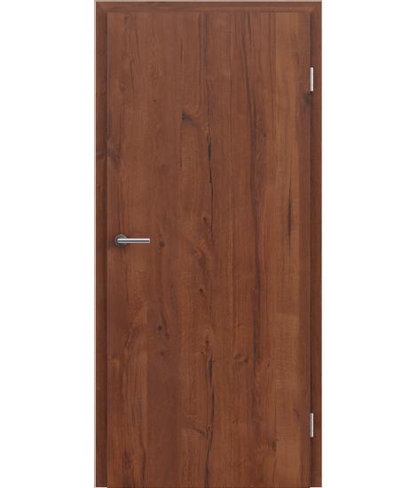 Furnirana unutrašnja vrata s uspravnom strukturom GREENline PRESTIGE - hrast Altholz mat lakirani